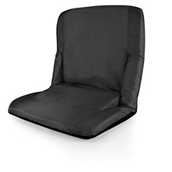Venice Portable Reclining Black Stadium Seat