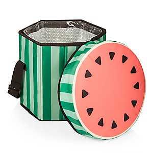 Watermelon Portable Cooler Seat
