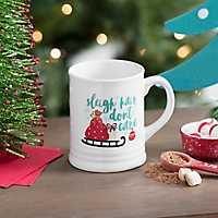 Sleigh Hair Don't Care Christmas Mug