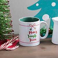 Mom's Jingle Juice Christmas Mug