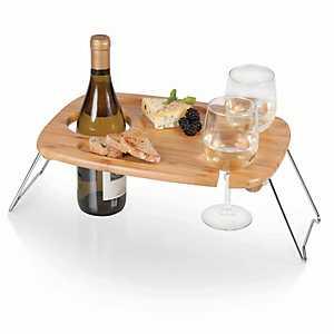 Mesavino Portable Wine Table