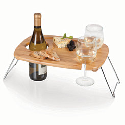 Mesavino Portable Wine Table