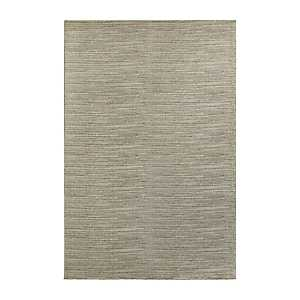 Beige and Ivory Richland Solid Area Rug, 5x8