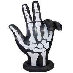 Animated Skeleton Hand Inflatable