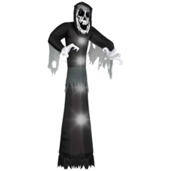 Beckoning Giant Reaper Light Up Inflatable