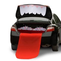 Halloween Say Ahhh Car Trunk Decoration Kit