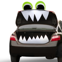 Halloween Bright Eyes Car Trunk Decoration Kit