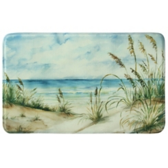 Coastal Landscape Memory Foam Kitchen Mat