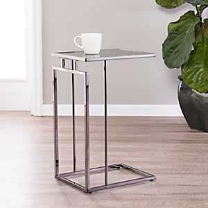 Holly and Martin Gloss Black C-Table