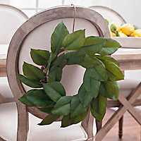 Mini Traditional Magnolia Leaf Wreath