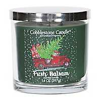 Fresh Balsam Jar Candle