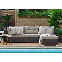 Hadley Modular Brown 2-pc. Sectional Set