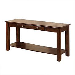 Nathan Cherry Console Table