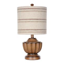 French Oak Ava Table Lamp