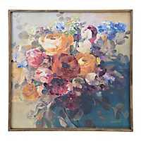 Fall Bouquet Framed Art Print