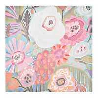 Tropical Floral I Canvas Art Print