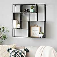 Metal Modular Shelf Unit