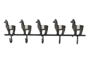 Llama Metal Wall Hooks