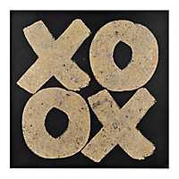 XOXO Enhanced Canvas Art Print