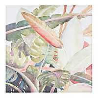 Mixed Palm Canvas Art Print