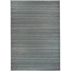Gray Textured 2-pc. Washable Area Rug, 5x7