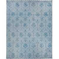Blue Leyla 2-pc. Washable Area Rug, 8x10