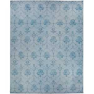 Blue Leyla 2-pc. Washable Area Rug, 8x10