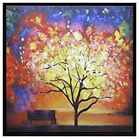 Memories Mystical Tree Canvas Art Print