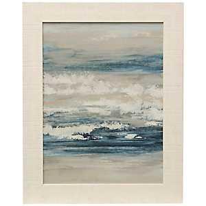 Waves of the Sea II Framed Art Print