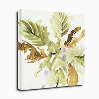 Leaf Canopy II Giclee Canvas Art Print