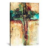 1 Corinthians 13:5 Canvas Art Print by Kroto Arts