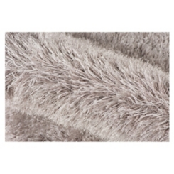 Light Gray Merritt Shag Accent Rug, 3x5