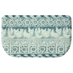 Hen House Memory Foam Slice Kitchen Mat