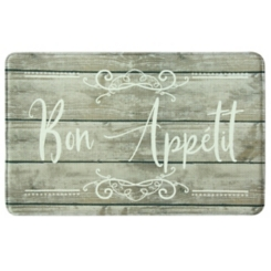 Bon Appetit Memory Foam Kitchen Mat