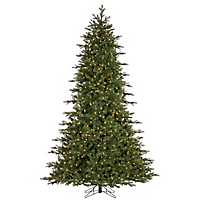 7.5 ft. Pre-Lit Lexus Pine Christmas Tree