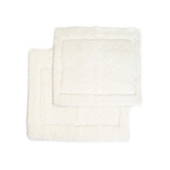Ivory Spa 2-pc. Microfiber Bath Mat