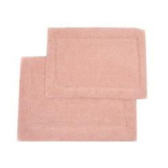 Blush Spa 2-pc. Microfiber Bath Mat