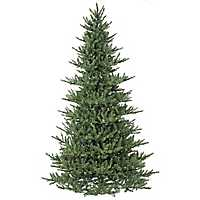 7.5 ft. Pre-Lit Norwegian Fir Christmas Tree