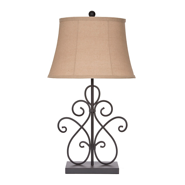 For that Antique candelabra floor lamp metal and wood that