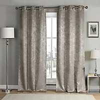 Mouse Maddie Blackout Curtain Panel Set, 84 in.