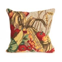 Fall Harvest Outdoor Pillow