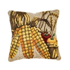 Autumn Harvest Outdoor Pillow