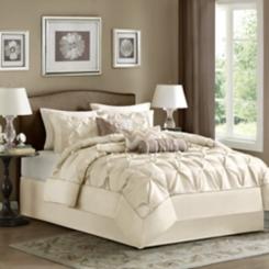 Ivory Lafayette 7-pc. Queen Comforter Set