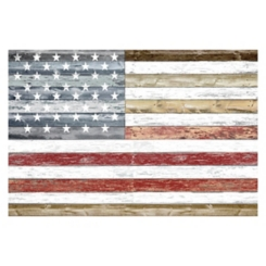 American Timber Giclee Canvas Art Print