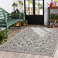 Traditions Sun Shower Outdoor Area Rug, 5x8