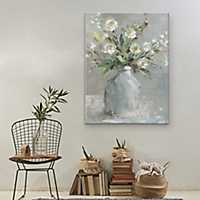 Country Bouquet I Canvas Art Print
