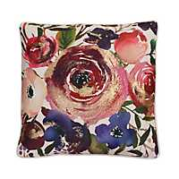 Joinelle Multi-Colored Floral Pillow