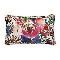 Arden Gold Floral Accent Pillow