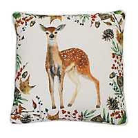 Dharma Deer Pillow