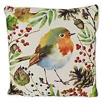 Multicolor Barbie Bird Pillow